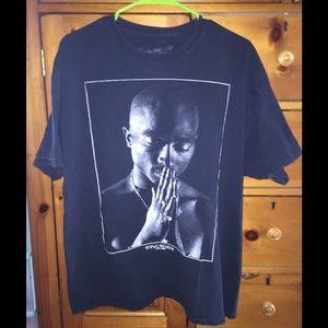 ⭐️Mens Tupac tee shirt size xl